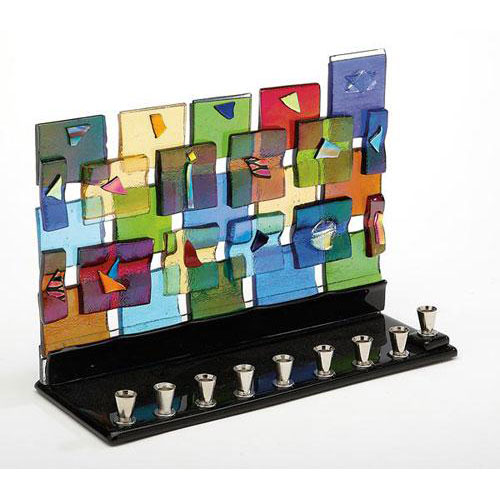 Menorahs By Tamara Baskin