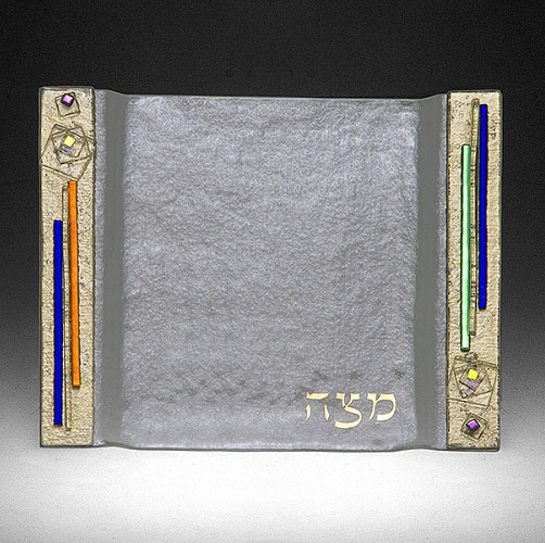 Matzah Plates By Sara Beames