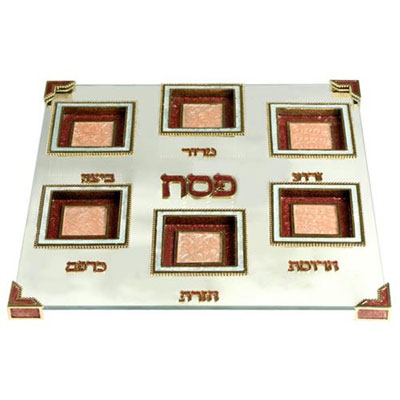 Seder Plates By Quest