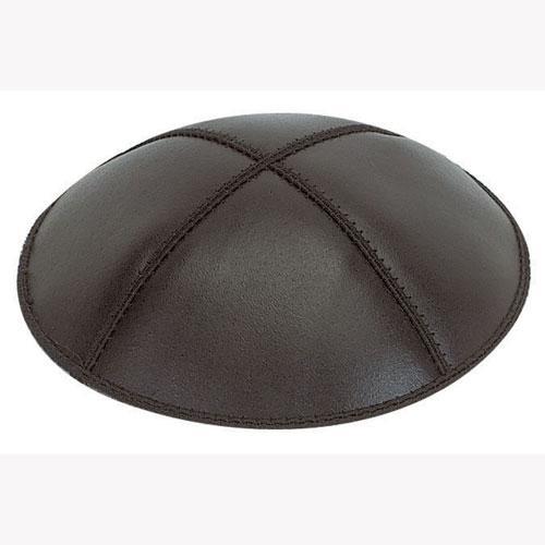 Leather Kippah