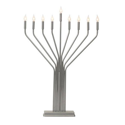 Display Menorahs