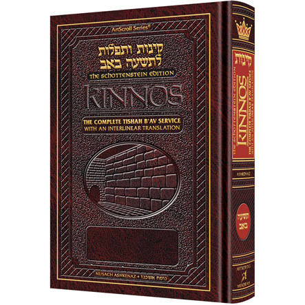 Books on The 3 Weeks & Tisha B'av