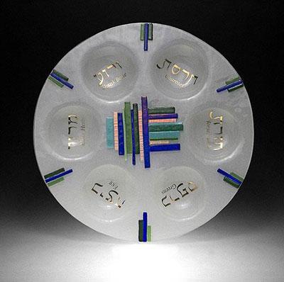 Seder Plates By Sara Beames