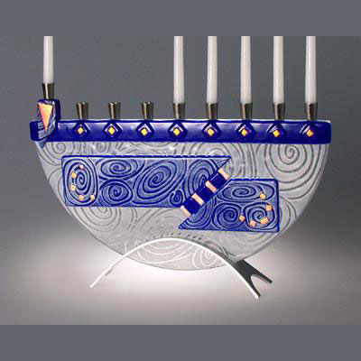 Menorahs By Sara Beames