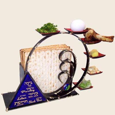 Seder Plates By Gary Rosenthal