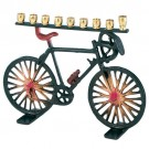Bicycle Menorah