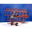 Fantastic Flying Machine Menorah