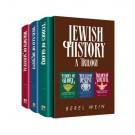 Jewish History A Trilogy 3 Vol.