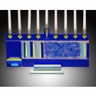 Avalon Blue Menorah