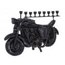 Motorcycle Menorah