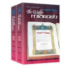 The Weekly Midrash / Tzenah Urenah - 2 Volume