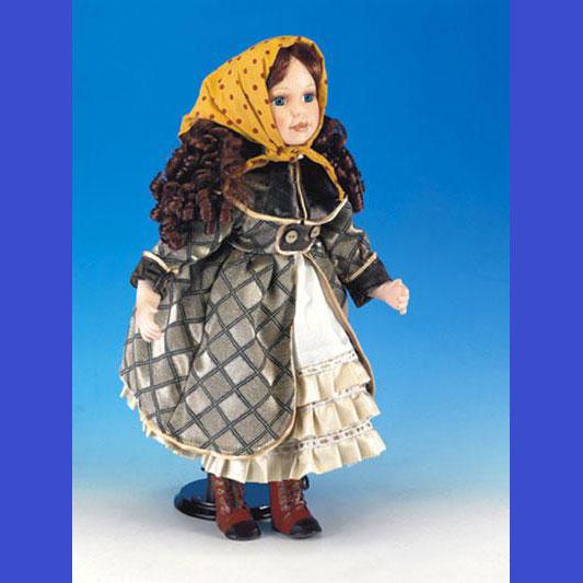 Ellis Island Dolls