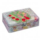 Medium Jewelry Box Flowers
