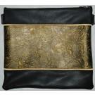 Exclusive Leather Tallis & Tefillin Bag 355BK1
