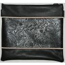 Exclusive Leather Tallis & Tefillin Bag 355BK2