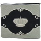 Ultra Suede Impala Grey Tallit Bag 860