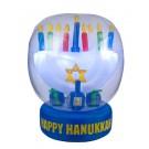 Indoor/Outdoor Inflatable Hanukkah Scene Decoration
