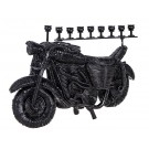 Motorcycle Menorah