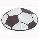 Soccer Leather Kippah