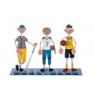 Sporting Boys Menorah