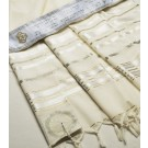 Chermon Gold and Silver Tallit